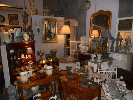 Ayera antig edades y decoracion todocoleccion - Decoracion con antiguedades ...