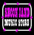SECON JAND MUSIC STORE