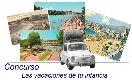 Vacaciones de tu infancia